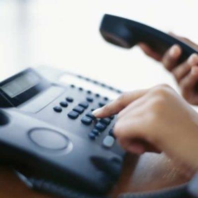 Soluções telefonia